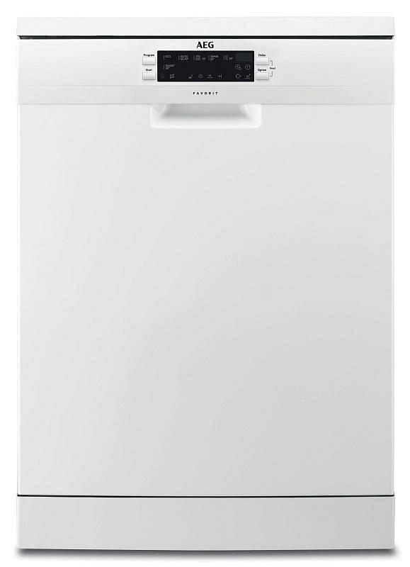 Umývačka riadu AEG Mastery FFB62700PW biela + Doprava zadarmo