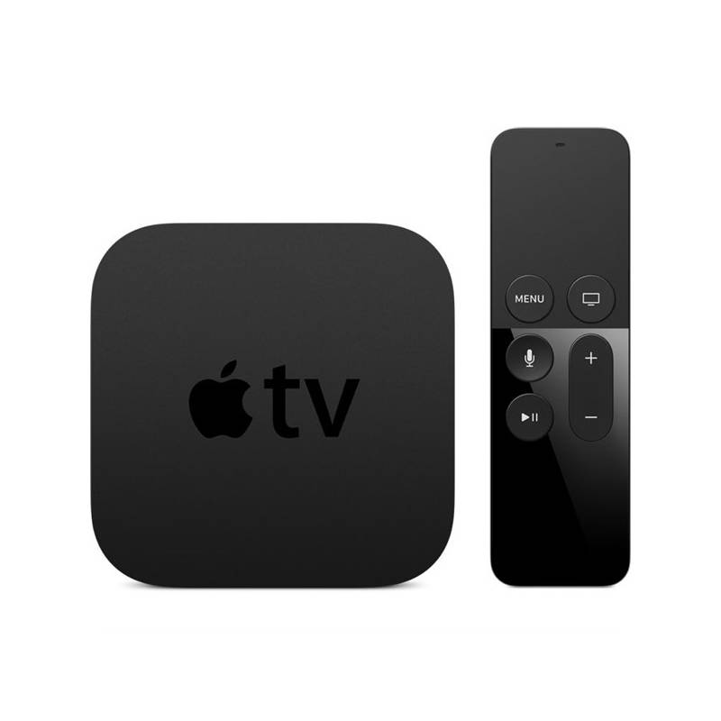 Multimediálne centrum Apple TV (4th generation) 32GB (mr912cs/a) čierny
