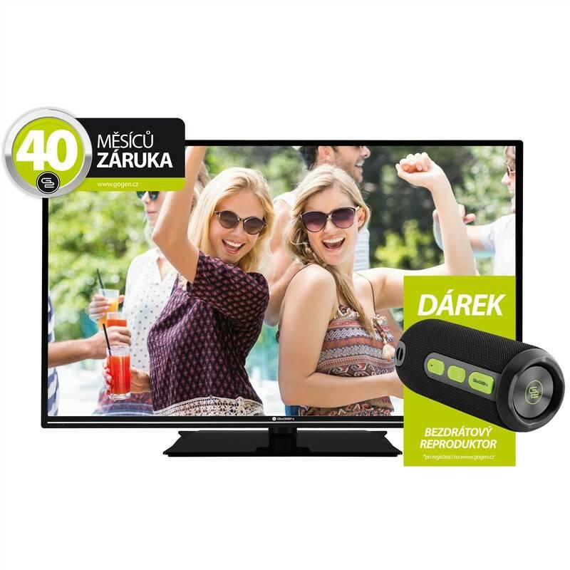 Televízor GoGEN TVF 40R31 DE čierna
