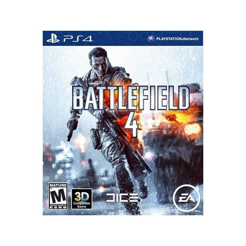 Hra EA PlayStation 4 Battlefield 4 (EAP40405)