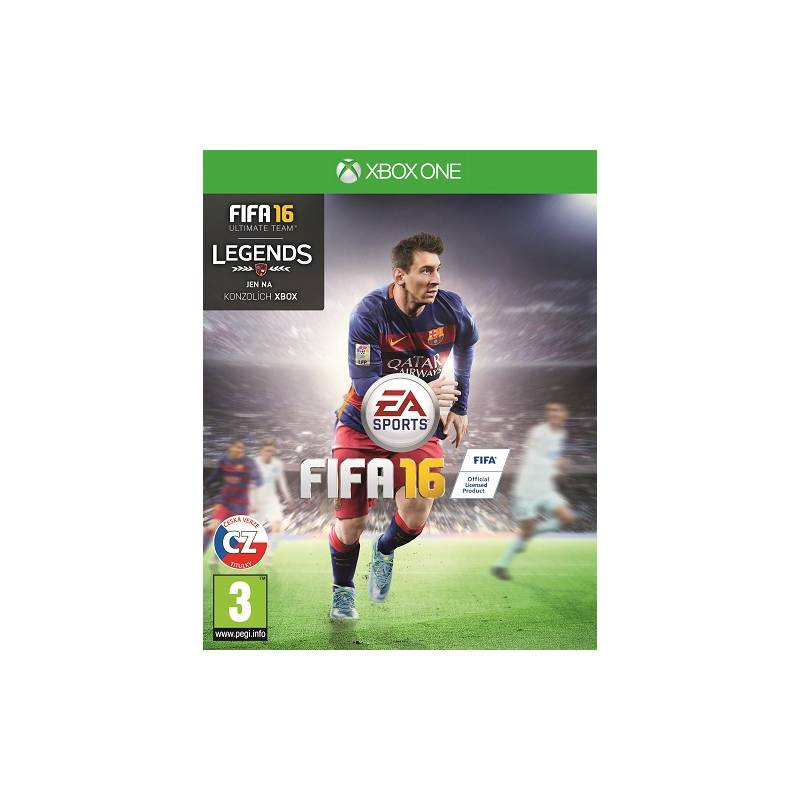 Hra EA Xbox One FIFA 16 (EAX320604) + Doprava zadarmo