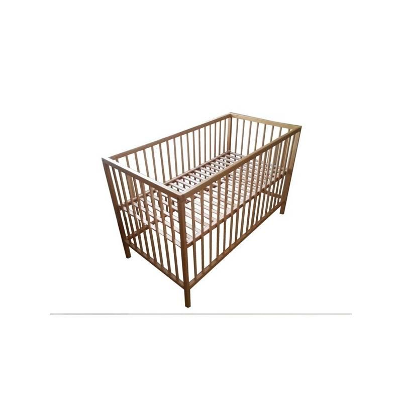 Postieľka detská drevená Cosing buková