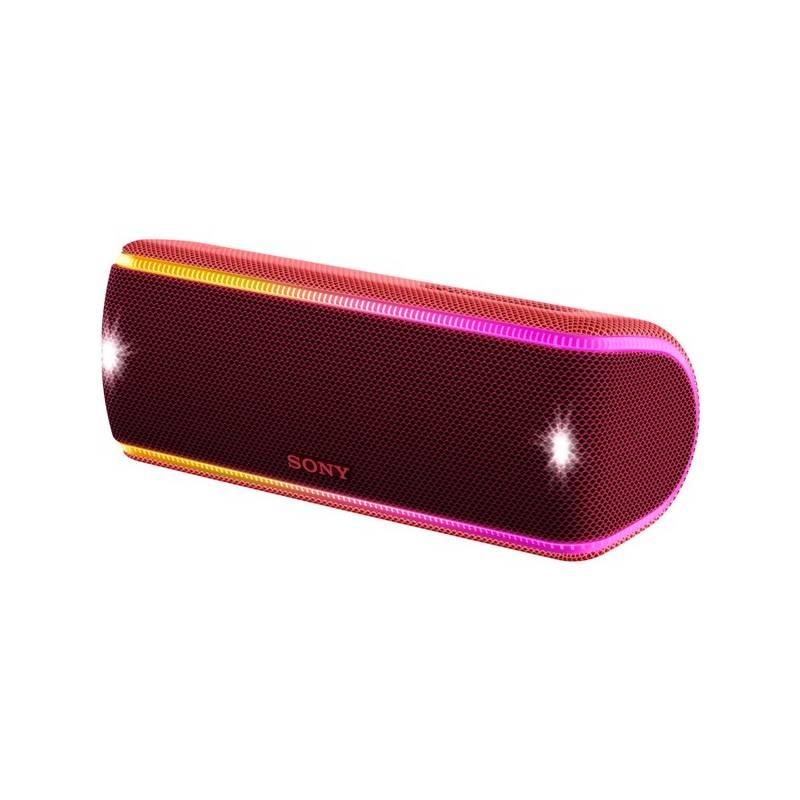 Prenosný reproduktor Sony SRS-XB31 (SRSXB31R.CE7) červený