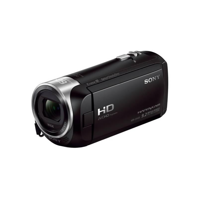 Videokamera Sony HDR-CX405B čierna + Doprava zadarmo