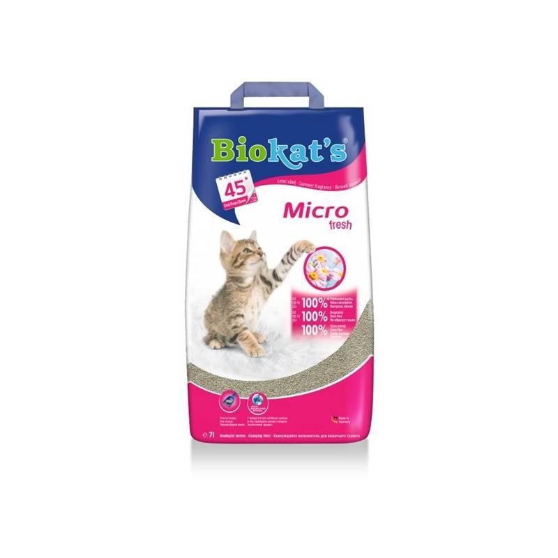 Podstielky Biokat´s Micro Fresh 7l / 7kg