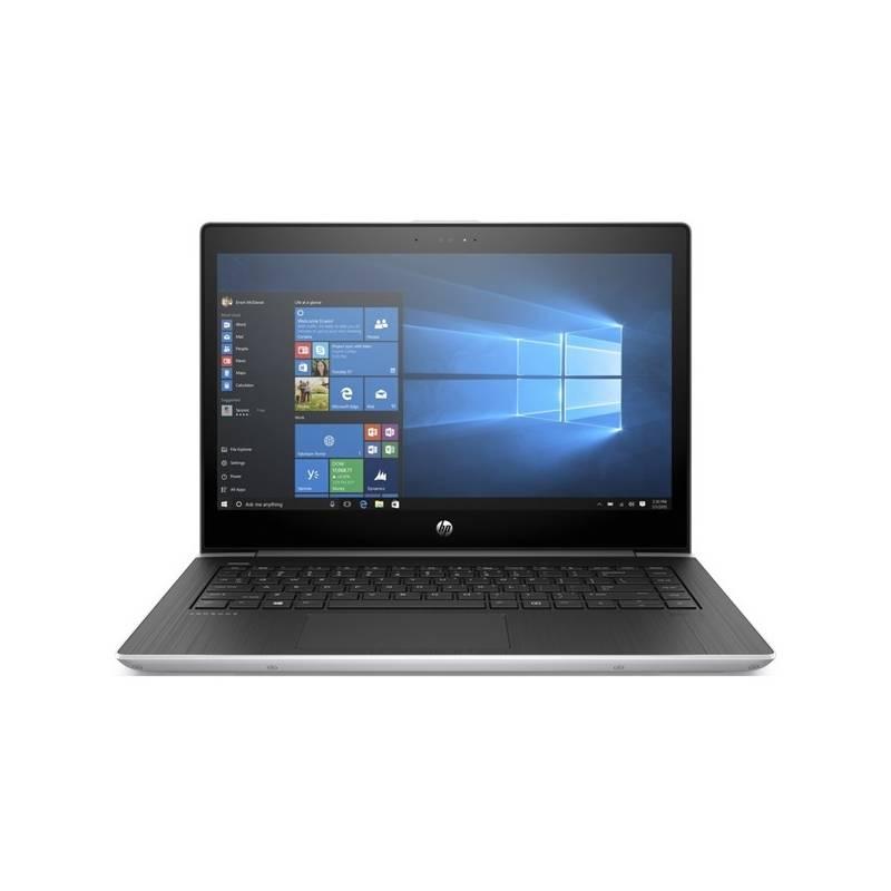 Notebook HP ProBook 440 G5 (4BD52ES#BCM) strieborný Software F-Secure SAFE, 3 zařízení / 6 měsíců (zdarma) + Doprava zadarmo