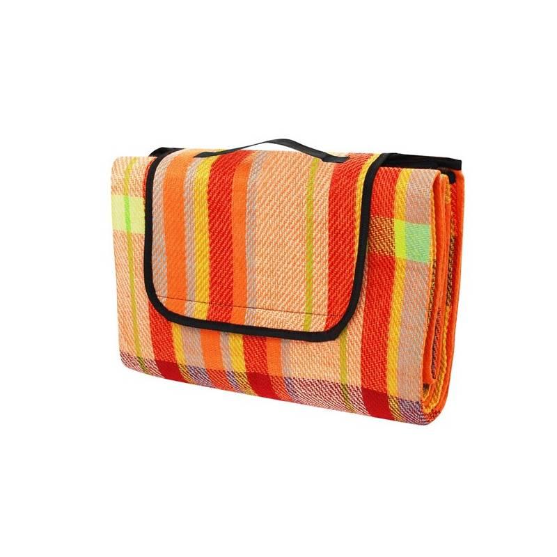 Pikniková deka Calter One barevný proužek