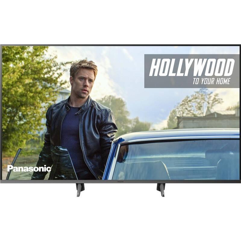 Televízor Panasonic TX-65HX800E čierna/strieborná + Doprava zadarmo