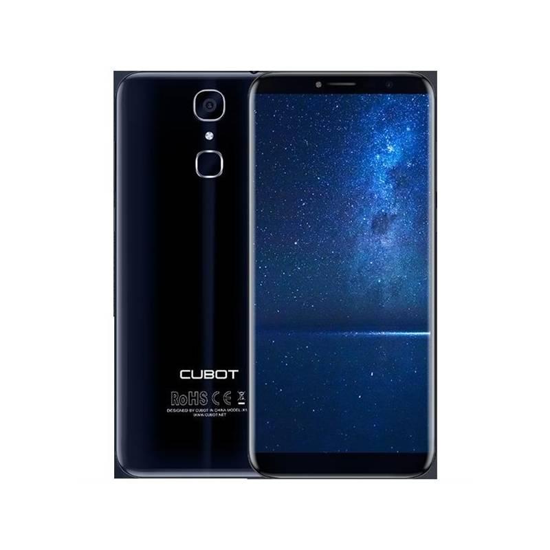 Mobilný telefón CUBOT X18 Dual SIM (PH3638) modrý Software F-Secure SAFE, 3 zařízení / 6 měsíců (zdarma)
