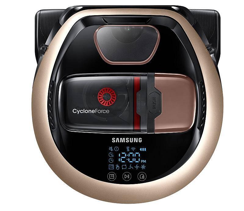 a47a1c508 Vysávač robotický Samsung VR20M707CWD/GE (436822) + Doprava zadarmo