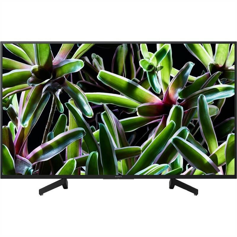 Televize Sony KD-49XG7005 černá