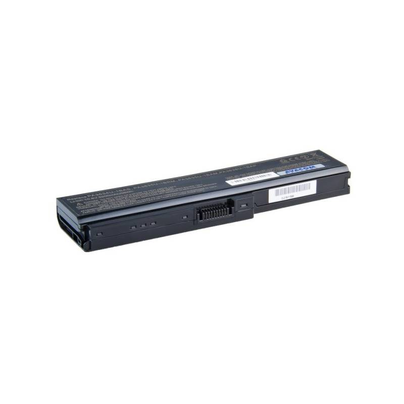 Batéria Avacom pro Toshiba Satellite U400/M300/Portege M800 Li-ion 10,8V 5200mAh (NOTO-U4-806)
