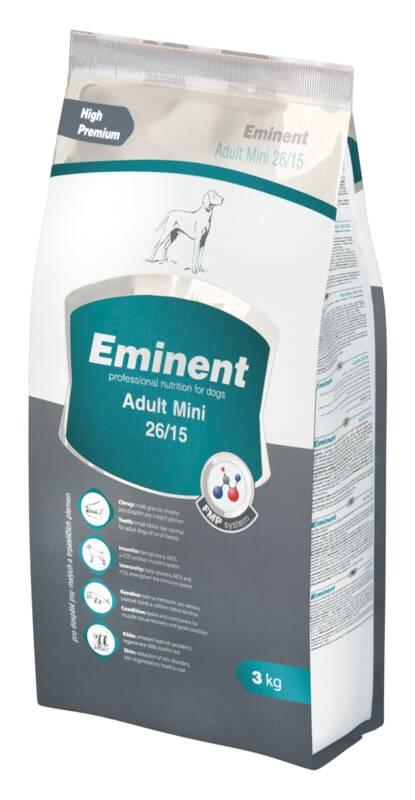 Granuly Eminent Adult MINI 3 kg