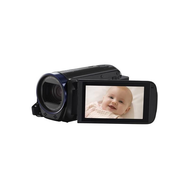 Videokamera Canon LEGRIA HF R606 BK + orig. pouzdro a 4GB SD pam.karta (0280C010AA) čierna