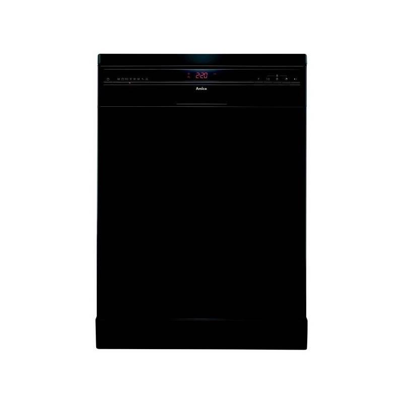 Umývačka riadu Amica ZWM 628BED čierna + Doprava zadarmo