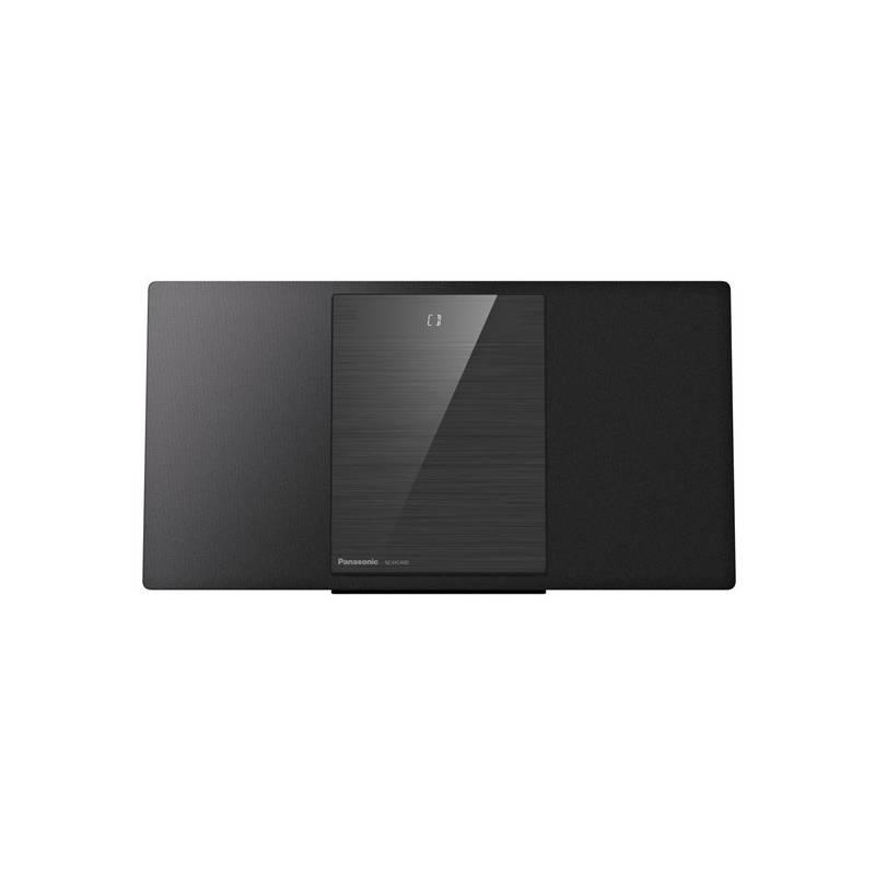 Mikro HiFi systém Panasonic SC-HC400EG-K čierna