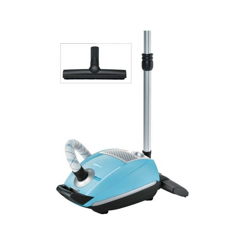 Podlahový vysávač Bosch BSGL53291 modrý + Doprava zadarmo