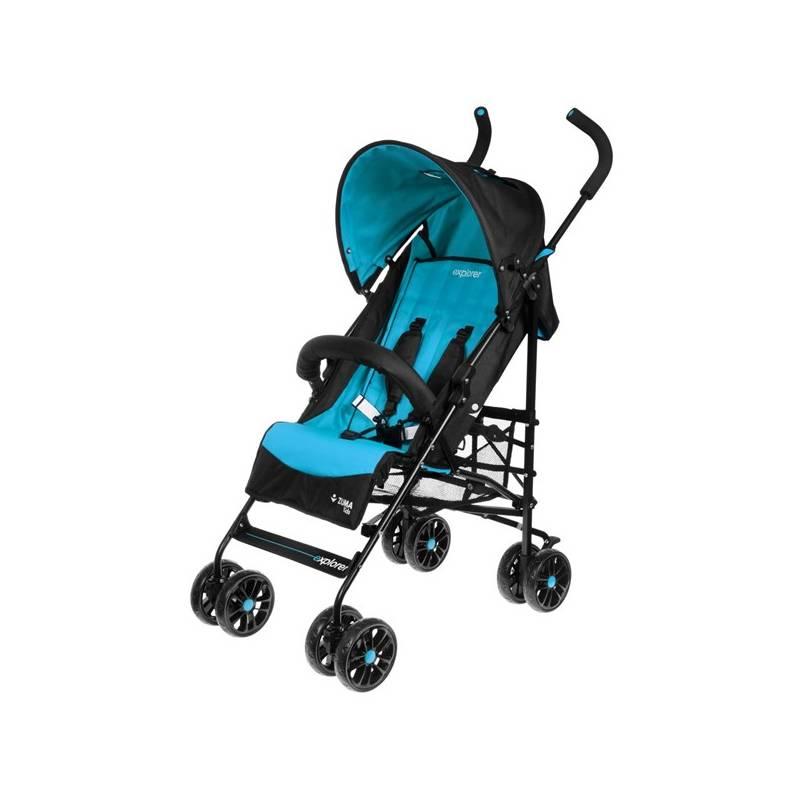 Kočík golfové palice ZUMA Kids Explorer modrý
