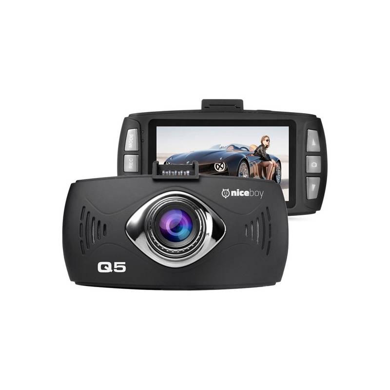 Autokamera Niceboy Q5 (q5) čierna