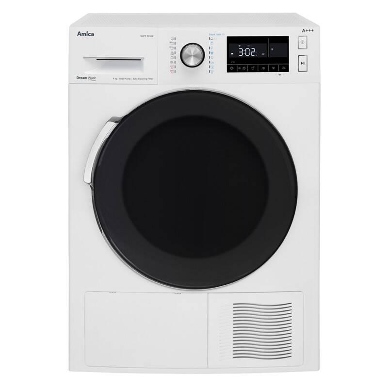 Sušička prádla Amica SUPF 923 W bílá