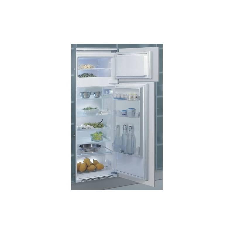 Chladnička Whirlpool ART 380/A+ biela + Doprava zadarmo
