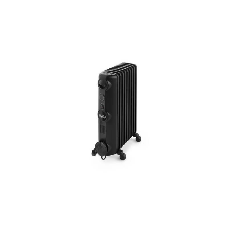 Olejový radiátor DeLonghi Radia-S TRRS0920.B čierny