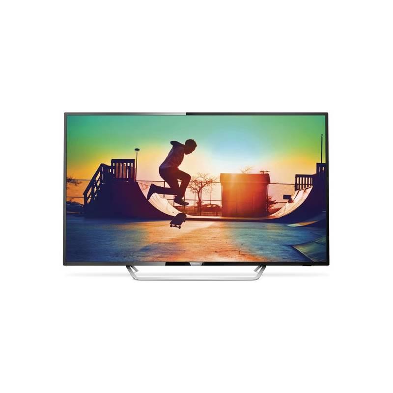 Televízor Philips 65PUS6162 čierna + Doprava zadarmo