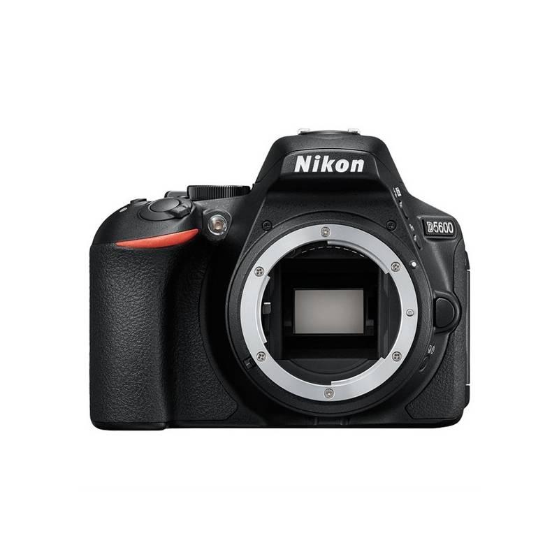 Digitálny fotoaparát Nikon D5600, tělo čierny + Doprava zadarmo