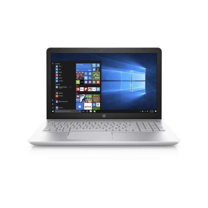 Notebook HP Pavilion 15-cc003nc (1UZ90EA#BCM) strieborný Software F-Secure SAFE, 3 zařízení / 6 měsíců (zdarma) + Doprava zadarmo