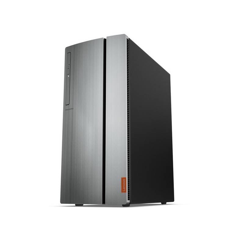 Stolný počítač Lenovo IdeaCentre 720-18IKL (90H00041CK) sivý Software F-Secure SAFE, 3 zařízení / 6 měsíců (zdarma) + Doprava zadarmo