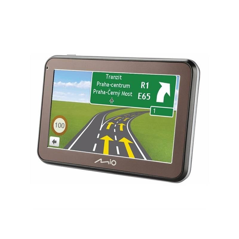 Navigačný systém GPS Mio Spirit 5400 Full Europe Lifetime (5413N5020005 ) čierna