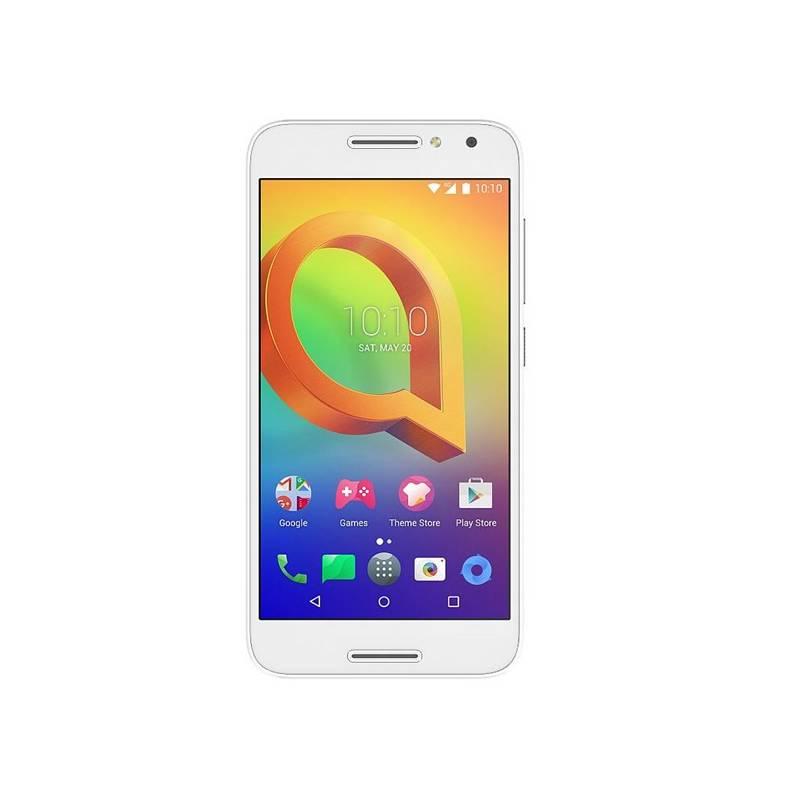 Mobilný telefón ALCATEL A3 5046D (5046D-2DALE11) biely Software F-Secure SAFE, 3 zařízení / 6 měsíců (zdarma)