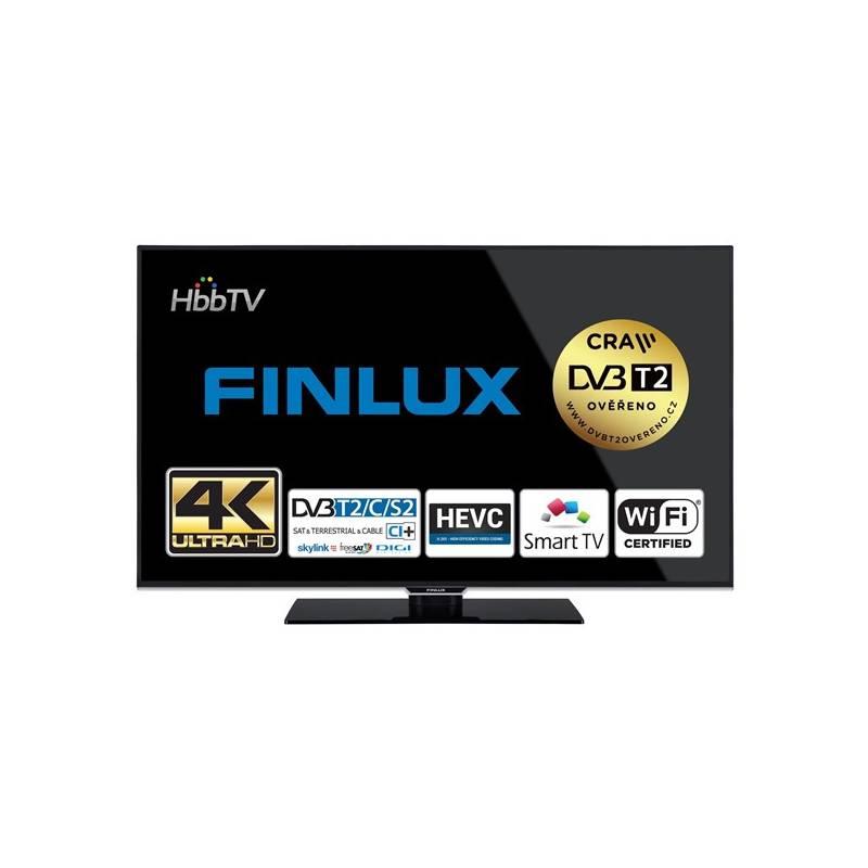 Televízor Finlux 49FUB8060 čierna + Doprava zadarmo