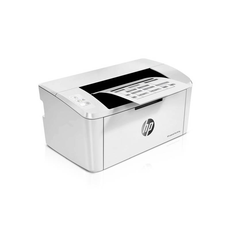 Tlačiareň laserová HP LaserJet Pro M15w (W2G51A#B19) biely