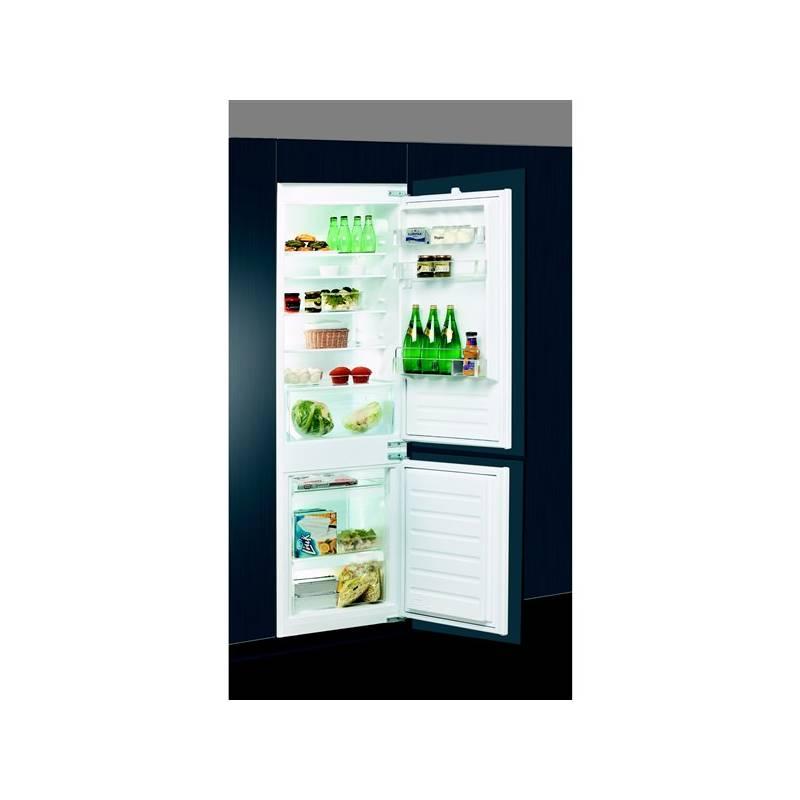Kombinácia chladničky s mrazničkou Whirlpool ART 6501/A+ + Doprava zadarmo