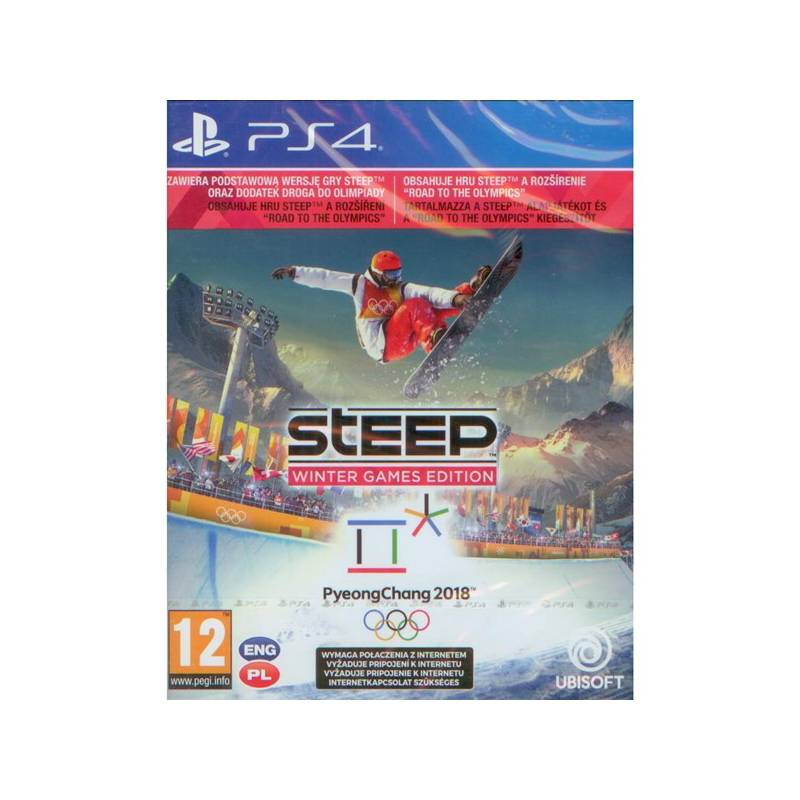 Hra Ubisoft PlayStation 4 Steep Winter Games Edition (3307216038764)