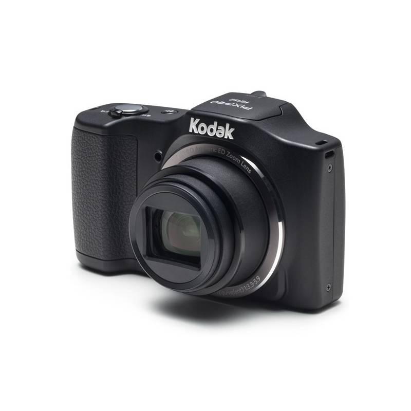 Digitálny fotoaparát Kodak FZ152 (819900012309) čierny + Doprava zadarmo