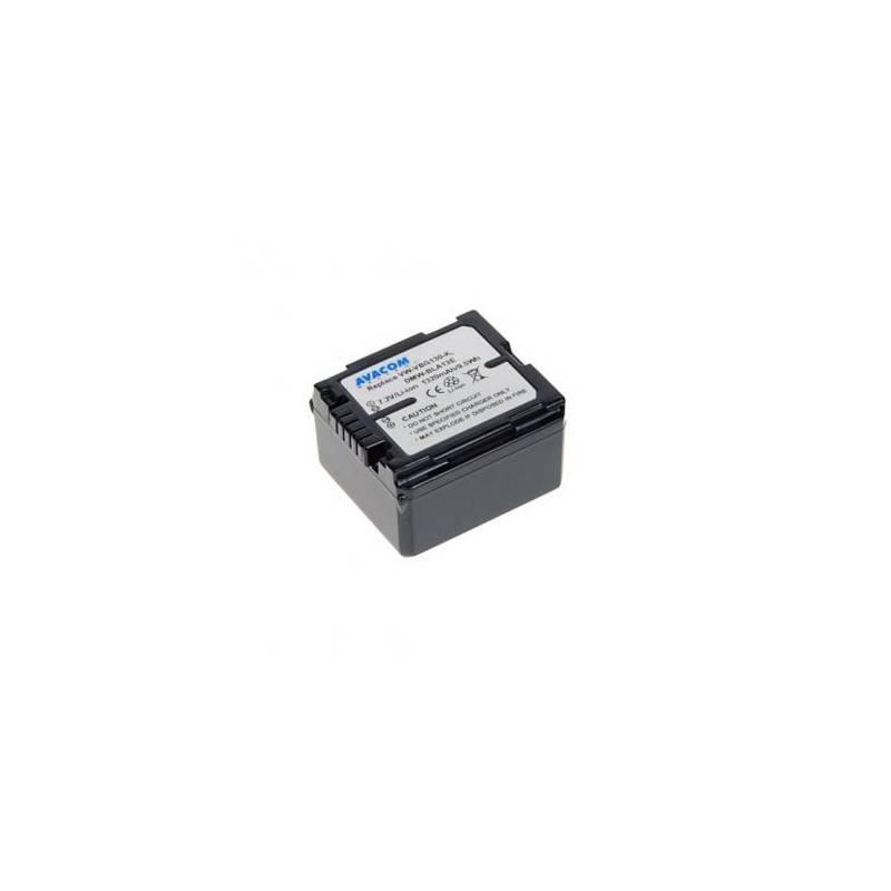 Akumulátor Avacom VW-VBG130, DMW-BLA13 (VIPA-G130-338) čierny