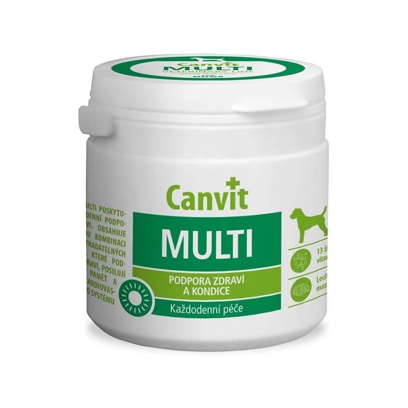 Tablety Canvit Multi pro psy 500g new