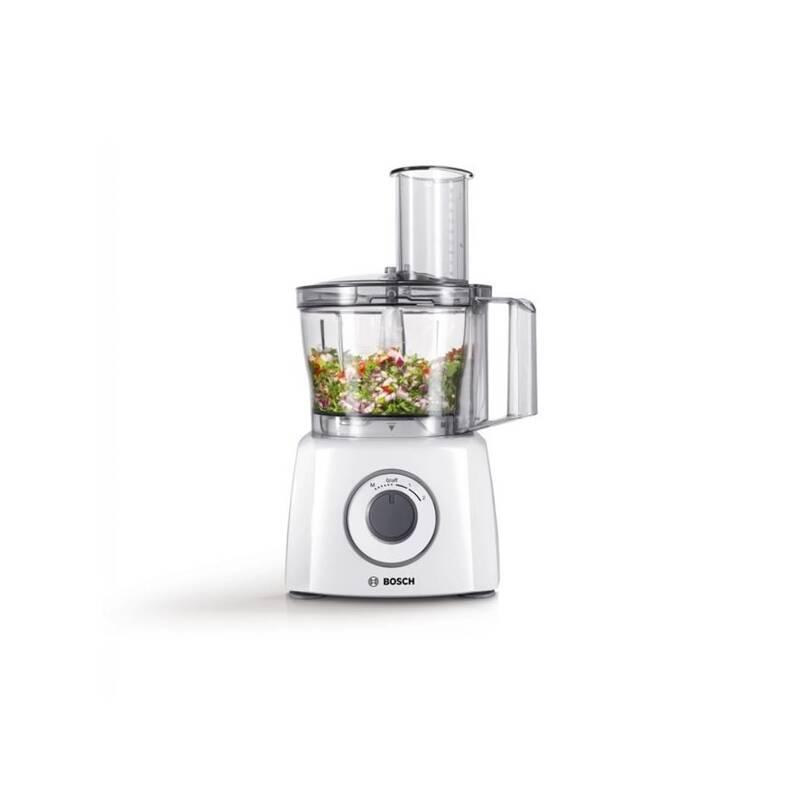 Kuchynský robot Bosch MCM3200W sivý/biely