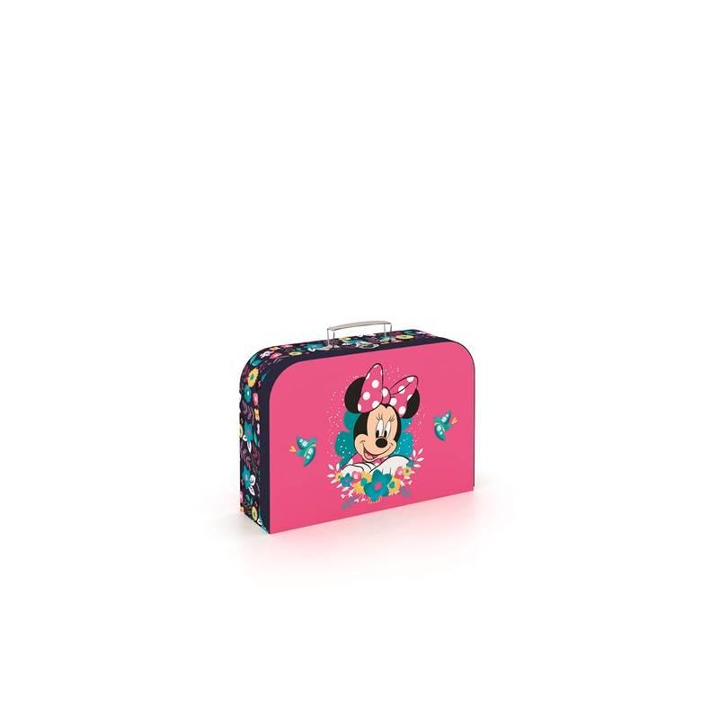 Kufrík P + P Karton Minnie Mouse