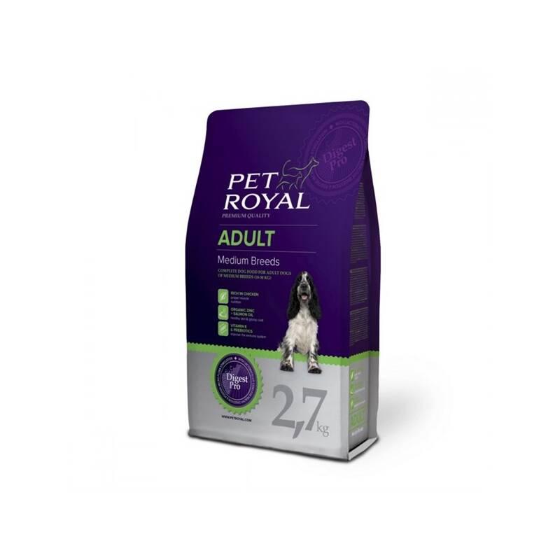 Granule Pet Royal Adult Dog Medium Breeds 2,7 kg