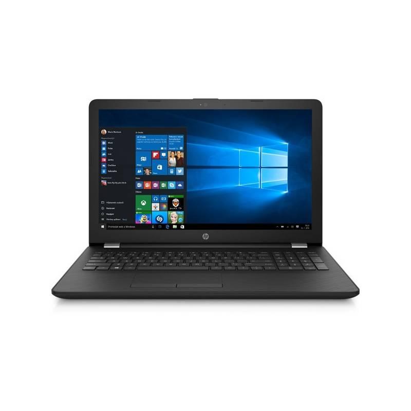 Notebook HP 15-bs101nc (2WB35EA#BCM) čierny Autodráha Alltoys SPECIAL 101 (zdarma)Monitorovací software Pinya Guard - licence na 6 měsíců (zdarma) + Doprava zadarmo