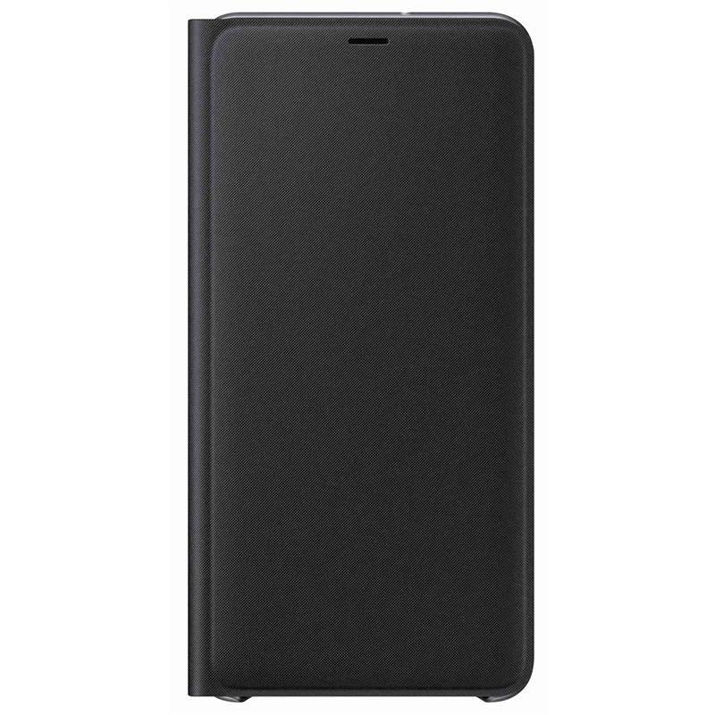 Puzdro na mobil flipové Samsung Wallet cover pro A7 (2018) (EF-WA750PBEGWW 8fd7a1c1794