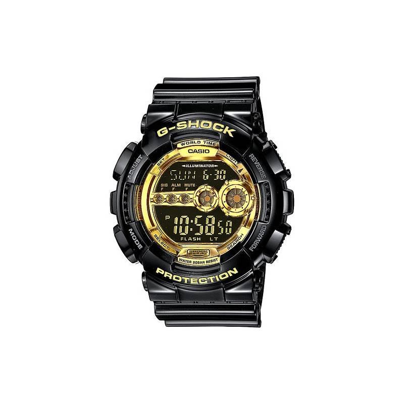 Hodinky pánske Casio G-Shock GD-100GB-1ER  bb34b4a74f