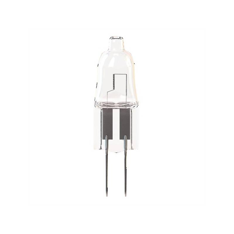 Halogénová žiarovka EMOS bodová, 16W, G4, teplá bílá (ECG4-JC16)
