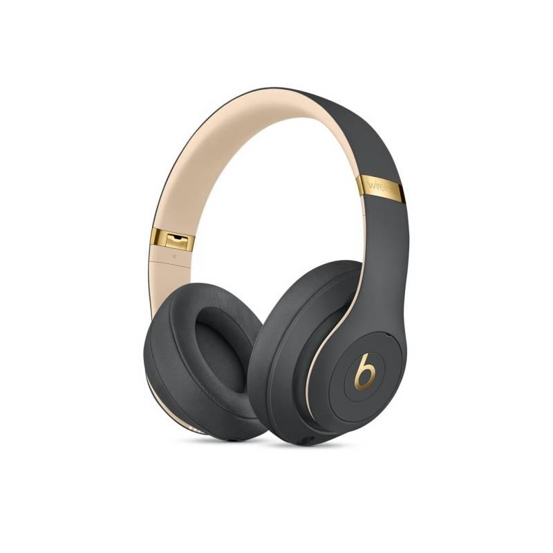 Slúchadlá Beats Studio3 Wireless - stínově šedá (mquf2ee/a)