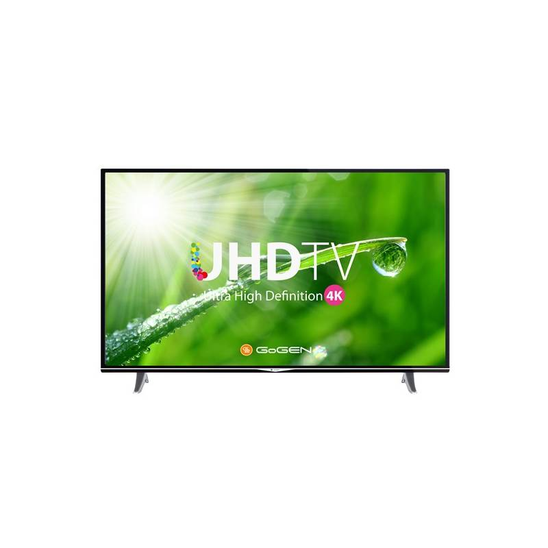 Televízor GoGEN TVU 43S298 STWEB čierna + Doprava zadarmo