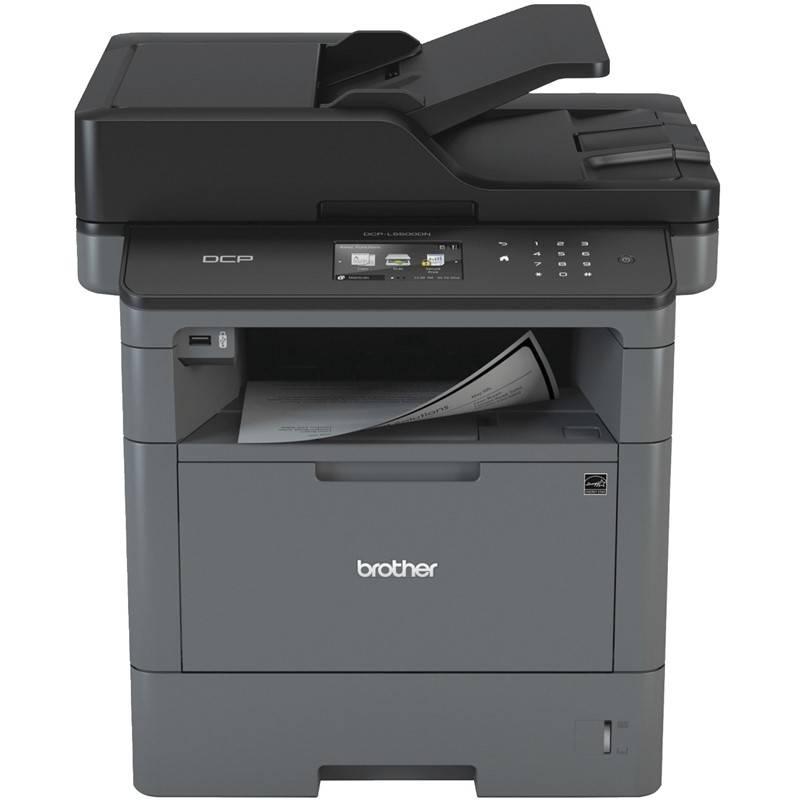 Tiskárna multifunkční Brother DCP-L5500DN (DCPL5500DNYJ1) černá