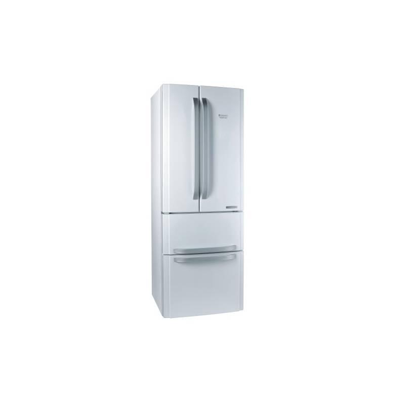 Kombinácia chladničky s mrazničkou Hotpoint-Ariston Evolution E4D AA W C biela + Doprava zadarmo